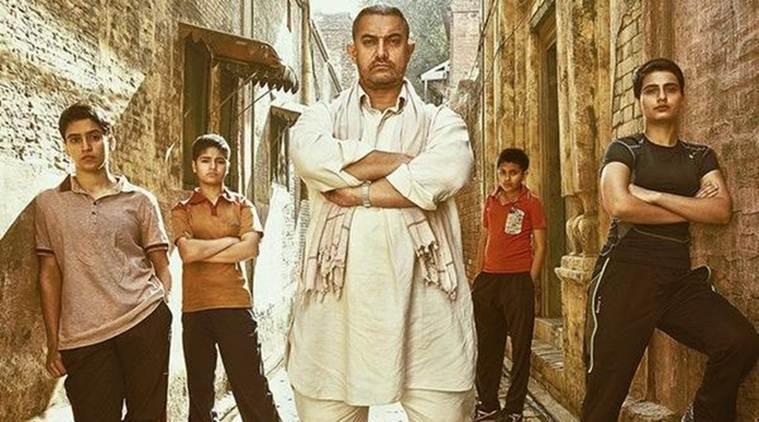 Dangal filminin kamera arkası ve Aamir Khan'ın inanılmaz değişimi   ht...