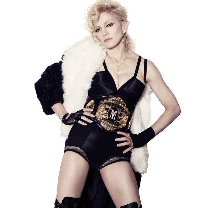 Hyvää syntymäpäivää Madonna. Happy birthday Madonna.