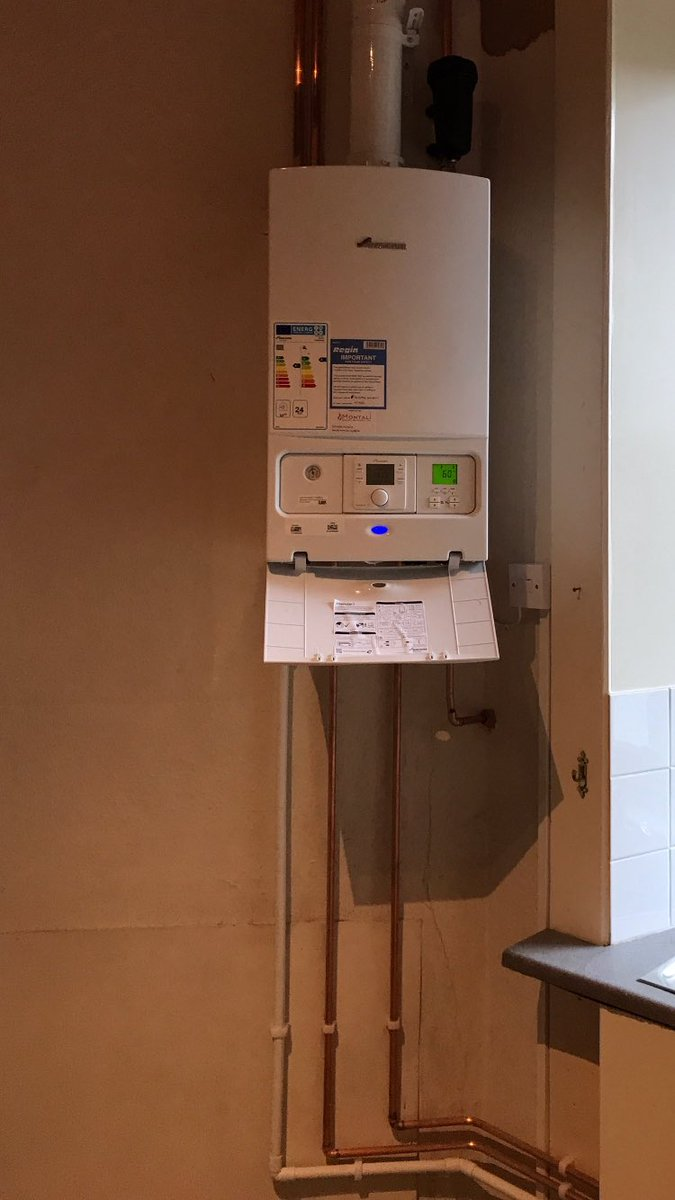 New Worcester 30i installed in Edinburgh today #Worcester <br>http://pic.twitter.com/h1PGEzxIGq