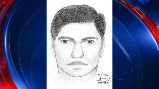 Sketch of suspect released in abduction, sexual assault of 5-year-old girl in Fairfax County https://t.co/dDXiLDmqwk