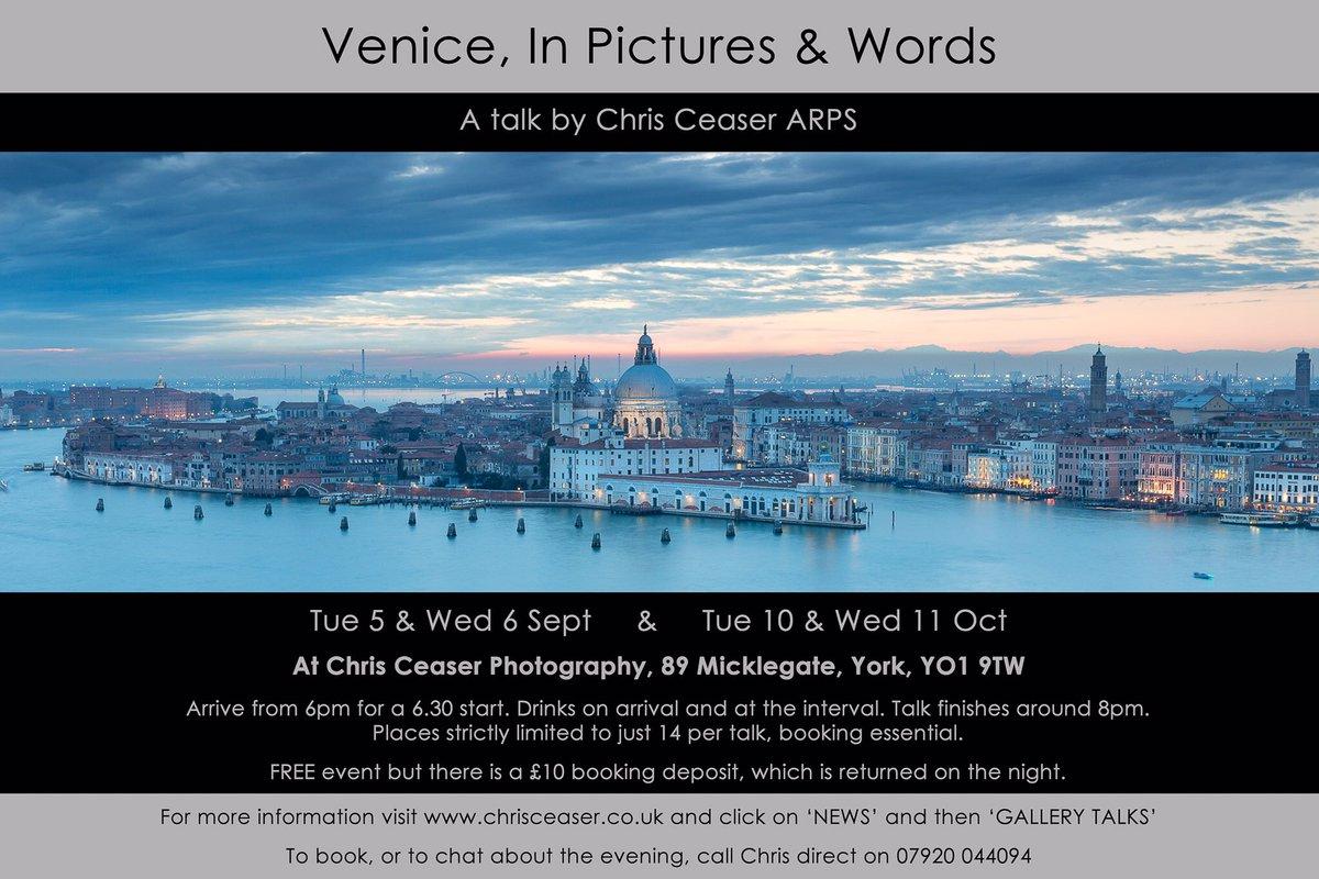 Photos of Venice, Chris Ceaser