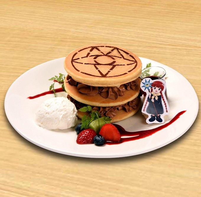 「魔法陣グルグルカフェ」東京・原宿に限定オープン、ククリやベームベームがモチーフのデザートなど - https://t.co/4feSr7xU5L
