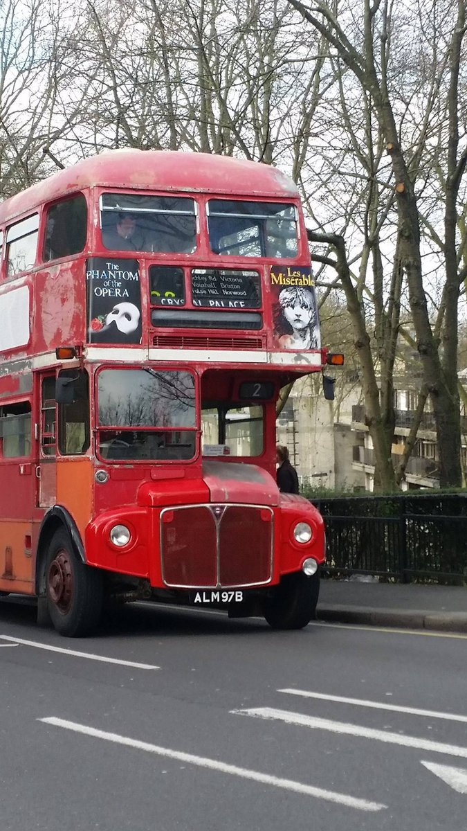 #ThrowbackThursday - the ultimate musical theatre bus! https://t.co/mW...