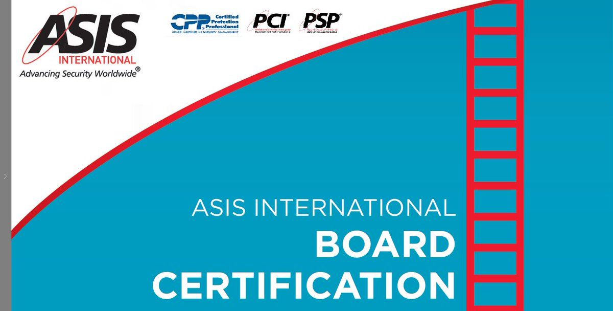 ASIS International on Twitter: \