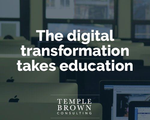 The #DigitalTransformation is not stopping at #education:  https:// buff.ly/2wKdC88  &nbsp;   #tech #edtech #elearning #web20<br>http://pic.twitter.com/9H1Jgw1BKA