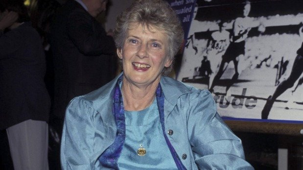 Australia's 'golden girl' Betty Cuthbert farewelled https://t.co/IhQQ7LHL0x