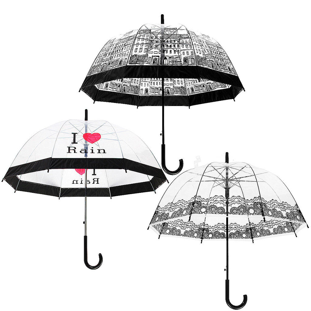 You love rain but don`t want to get your hair wet? Get a transparent umbrella and enjoy raining! https://t.co/K5uSuNfDbv https://t.co/WU4pjIaQYl