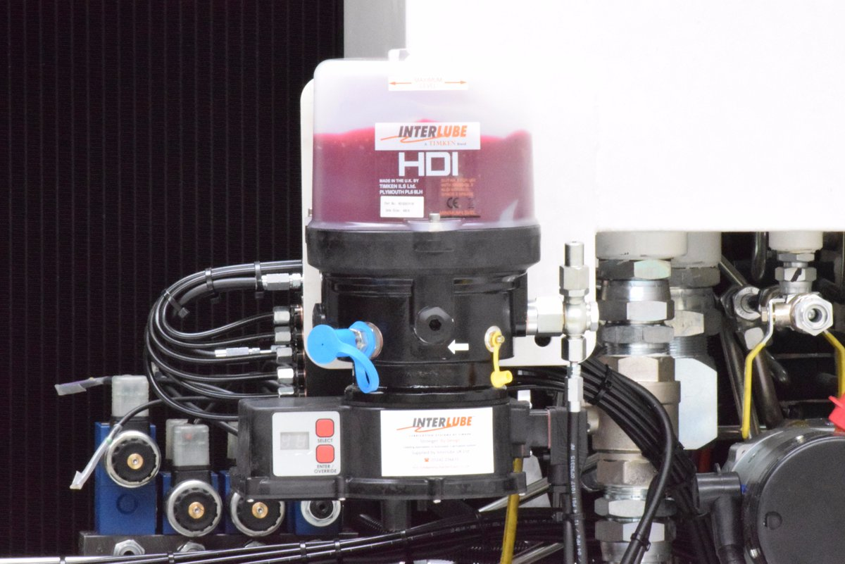 HDI Progressive Lubrication System an #efficient solution for #industrial, on road and off road #applications #lubrication #SafetyFirst<br>http://pic.twitter.com/tqK2f2q2vA