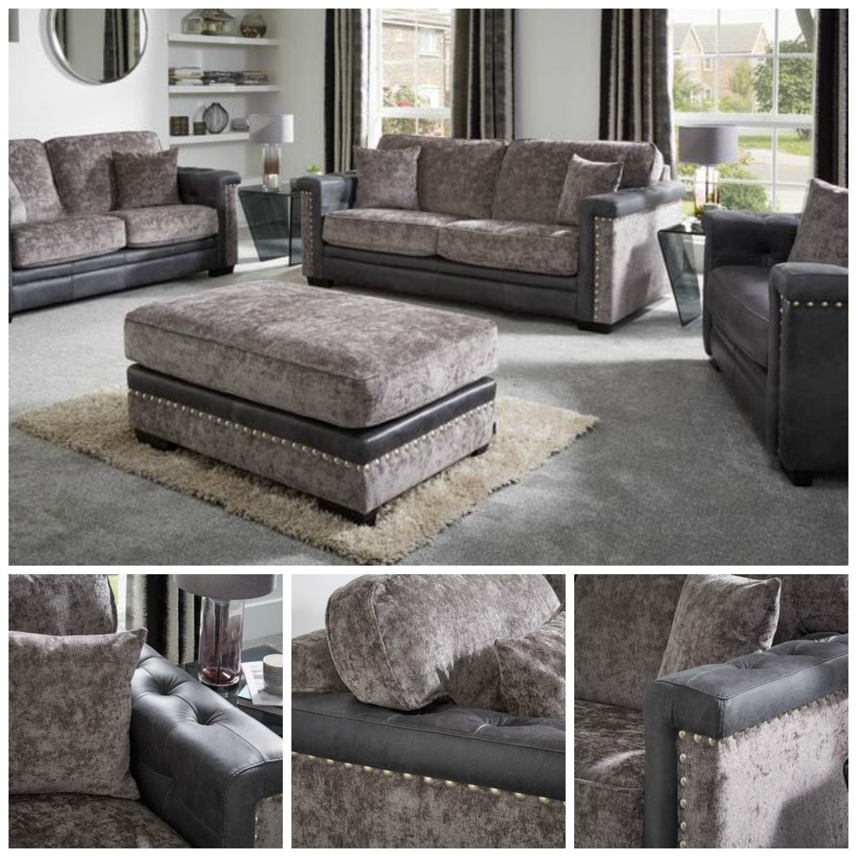 Scs Sofas On Twitter Give Your Living Room A Stylish New Look With The Handcrafted Luxury Sisi Italia Antonio Sofa Collection Https T Co Qcp9gu8xlj