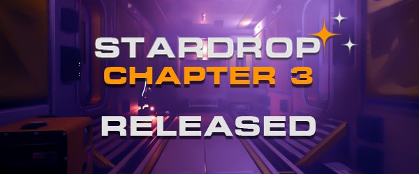 @STARDROPGAME  https:// tinyurl.com/y7csj4fq  &nbsp;   Chapter 3 Released !#videogames #gamersunite #indiegame #gamedev #indiedev #pcgaming #gaming #UE4<br>http://pic.twitter.com/ypIK184KuT