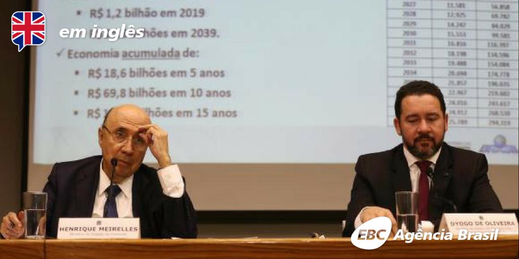 Govt widens 2017 primary deficit target to $47.72bn https://t.co/BfzcLv9CVd 📷 Fabio Rodrigues Pozzebom/Agência Brasil