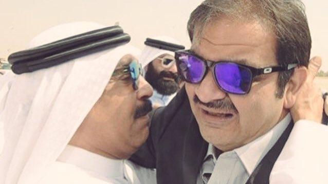 جثمان فقيد #الكويت #عبدالحسين_عبدالرضا يعود الى أرض الوطن https://t.co...