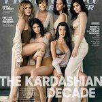 The Hollywood Reporter #TheKardashianDecade