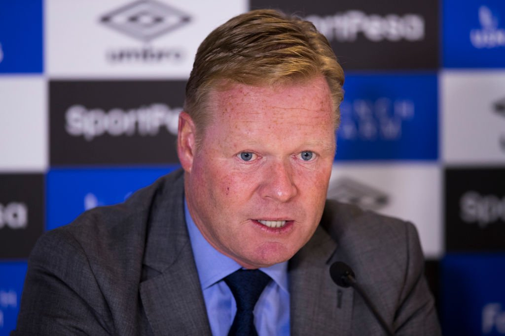 OFFICIAL: Ronald Koeman has confirmed Gylfi Sigurdsson has completed h...