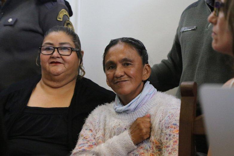Urgente la justicia dictó domiciliaria para Milagro Sala. https://t.co...