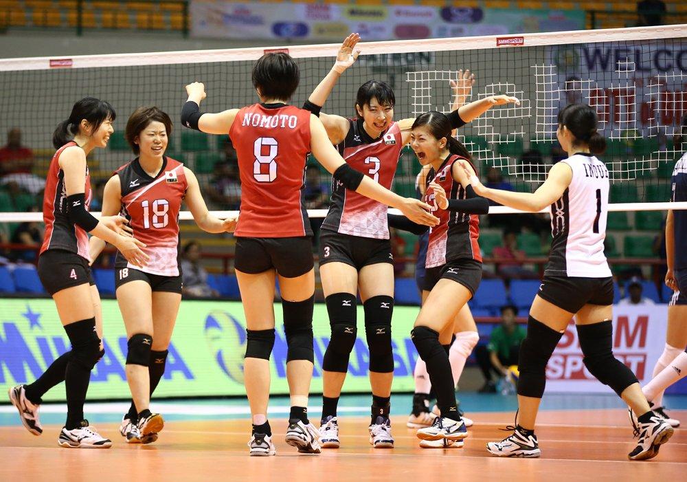 #火の鳥NIPPON、中国を破り決勝戦進出 第19回アジア女子選手権大会 #AVCWOMENSsch #バレーボール🏐 詳細▶️https:...
