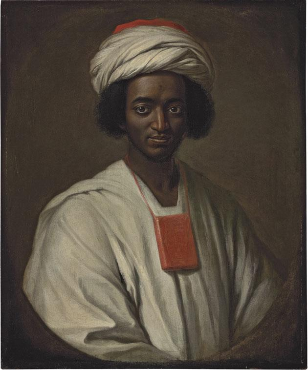 At 10 on #EssentialClassics, @benokri talks about his artistic response to Tchaikovsky's 5th & this portrait of freed slave Ayuba Diallo.