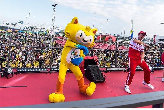 #LegalMesmoSeria se pudéssemos voltar pra Rio2016! A Olimpíada que fic...