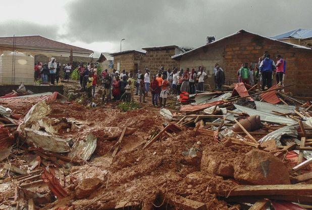 Africa. Alluvione in #SierraLeone mille tra morti e dispersi. La pregh...
