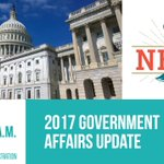 Get an update from the @NECAGovtAffairs team on the current political climate (Oct. 8) at #NECA17. https://t.co/SsSWa4BoBh