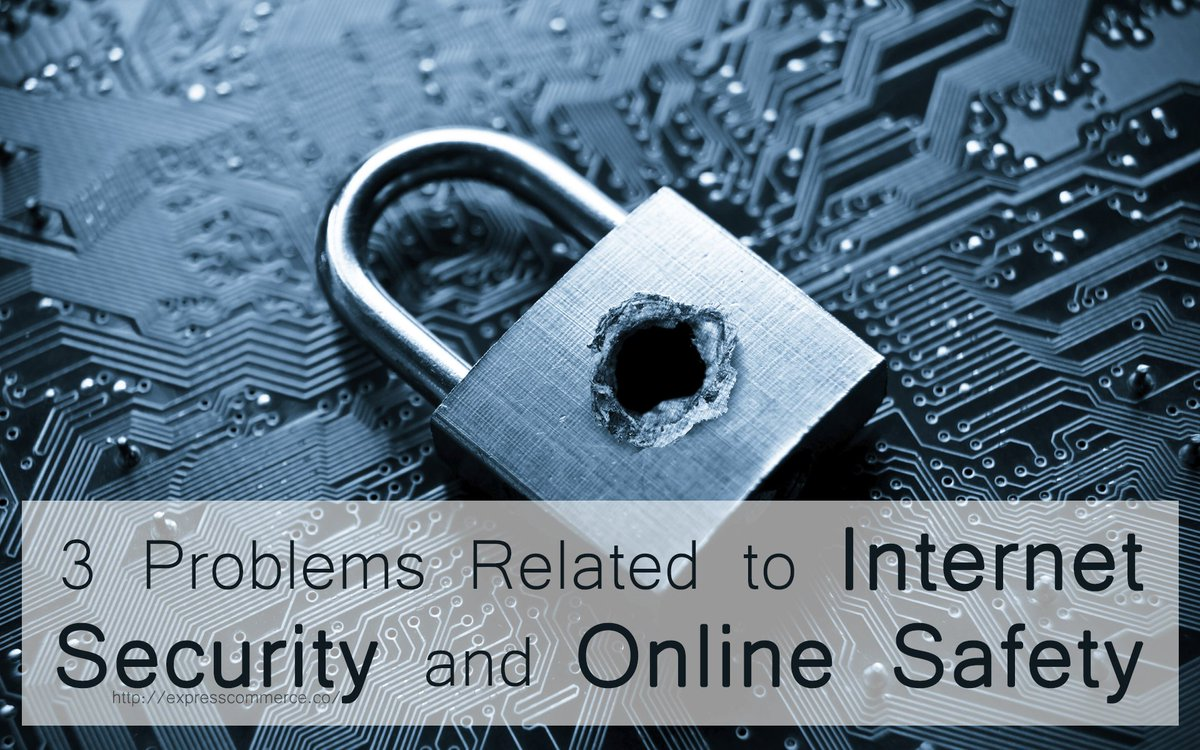 &quot;Problems related to #Internet #Security &amp; #Online #Safety.&quot;  https:// goo.gl/i5XDuA  &nbsp;   #Hackers #Threats #CyberCriminals #CloudSecurity #Virus<br>http://pic.twitter.com/gBqtYmK2uD