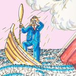 WHAT WILL IT TAKE for the GOP to throw this madman overboard? HOW LOW MUST WE SINK before REPS become patriotic? 8^Q