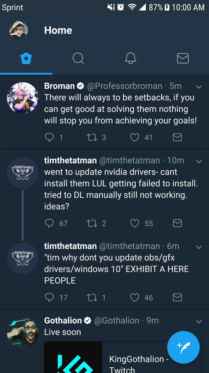 timthetatman on Twitter: