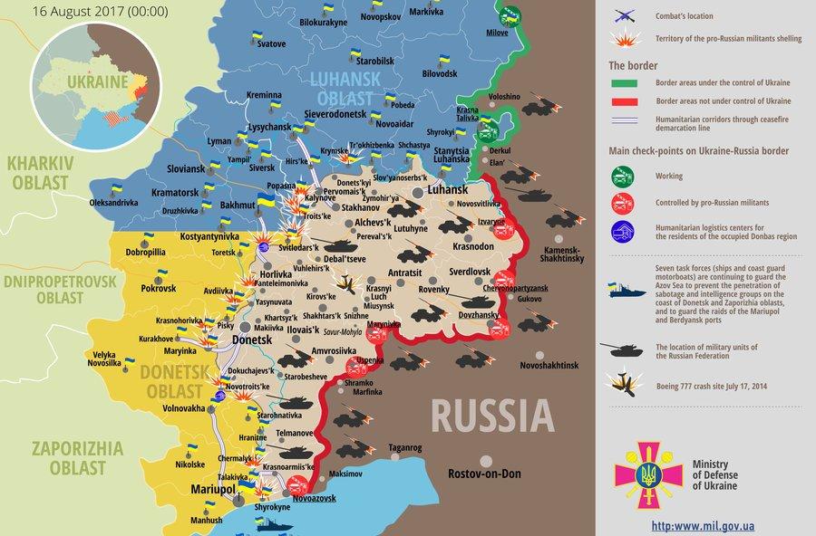 #Russia – #Ukraine #war updates: daily briefings as of August 16, 2017   EMPR https://t.co/SKo2xPjZ4B