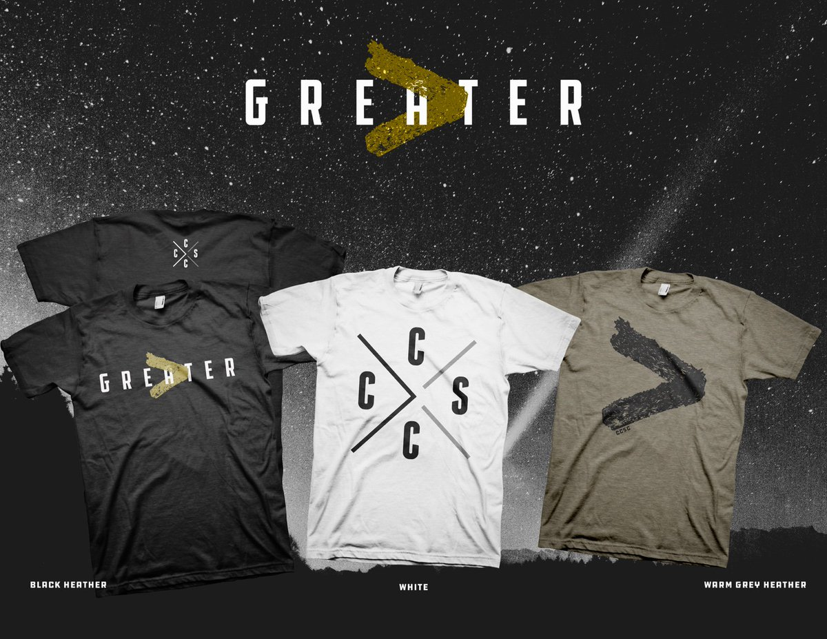 Check out the Fall 2017 merch! You can get your hands on them starting this Sunday at Welcome Worship! #atu #atu21 #LWP #Greater <br>http://pic.twitter.com/gtfQQuHvrF