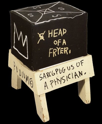 Head of a Fryer  https:// artist-basquiat.tumblr.com/post/164253827 207/head-of-a-fryer-1982-jean-michel-basquiatsize &nbsp; …  #basquiat #neoexpressionism<br>http://pic.twitter.com/ITw4uQirFQ