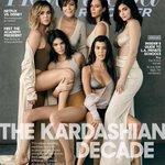 Thank you @THR, what an honor! #KardashianDecade