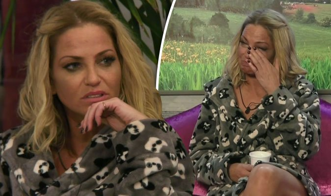 Celebrity Big Brother 2017: Sarah Harding 'wouldn't be in the house if...
