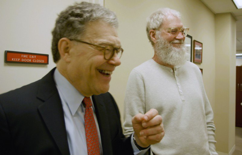 Funny or Die: Franken and Letterman take on climate change in hilarious web series https://t.co/iQ5vZoKAri