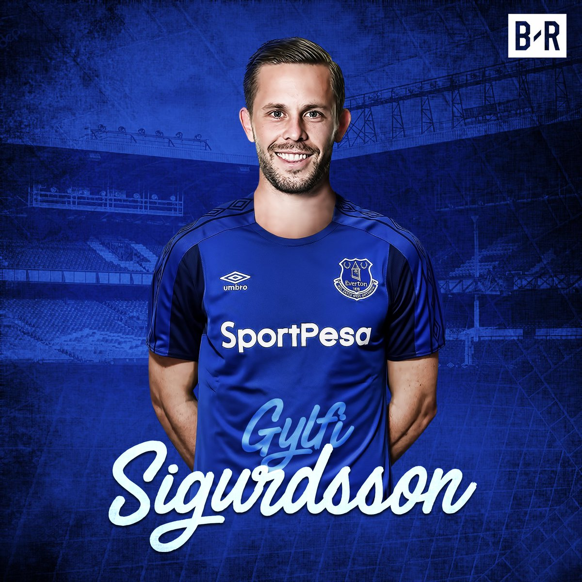 OFFICIAL: Gylfi Sigurdsson is an Everton player! https://t.co/IRgRxmUn...