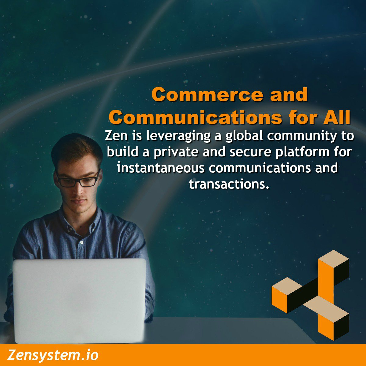 Learn more--&gt;  https:// zensystem.io / &nbsp;    #CryptoCurrency #Privacy #Publishing #Communication #Data<br>http://pic.twitter.com/3nM1QZNi5Q