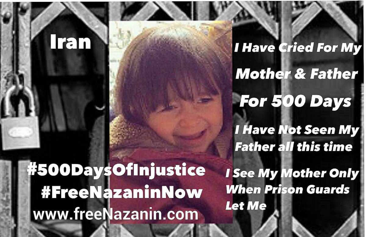 .@ChrisM4Chester #humanity ends the day we become silent on this #500DaysofInjustice Call #UK Gov To #freeNazaninNow #freeNazanin RT<br>http://pic.twitter.com/kPHXUybgzU