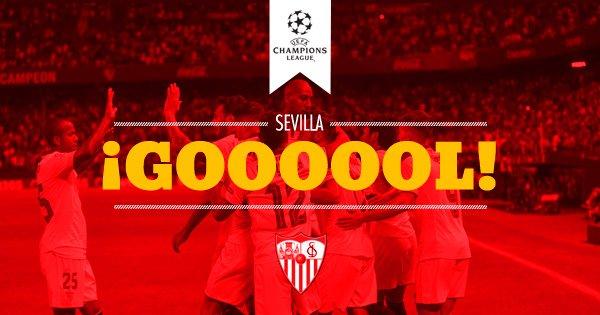 EN DIRECTO | ¡Gol del Sevillaaaaaaa! ¡Gol de Escudero en Turquía! http...