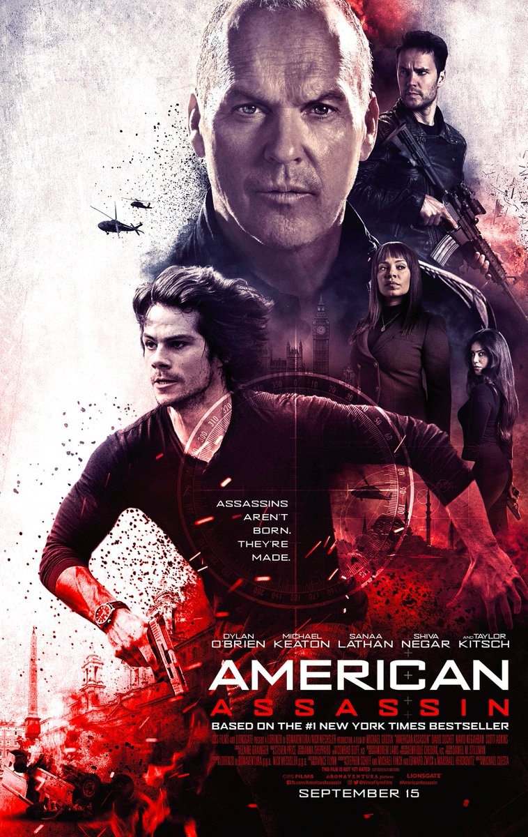 Download Film American Assassin (2017) Subtitle Indonesia