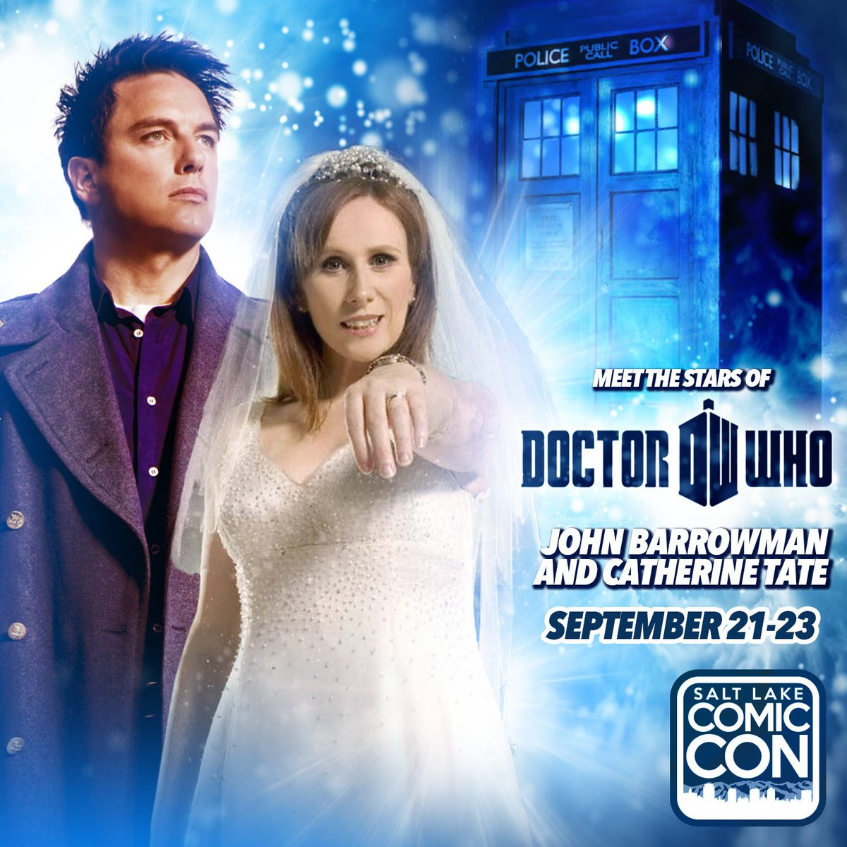 Meet Catherine Tate and John Barrowman from Doctor Who at #SLCC17 !  http:// bit.ly/2qXxVvs  &nbsp;   #doctorwho #fandom <br>http://pic.twitter.com/IO0WWHsfyU