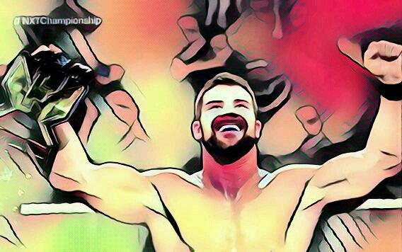 Did a #FanArt for the greatest #NXT champion @REALBobbyRoode<br>http://pic.twitter.com/SeGq9ujlcf