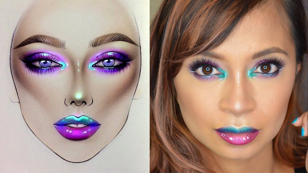 #newvideo #milk1422 #facechart #recreation link in bio  #makeupartist #mua #UrbanDecay @UrbanDecay<br>http://pic.twitter.com/VOSpUFuPev