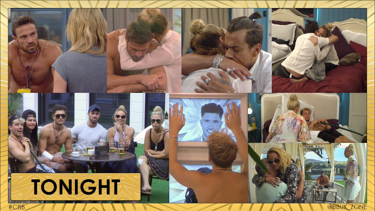 Pictures from tonight's show... #CBB https://t.co/SLQ5aPW8ir