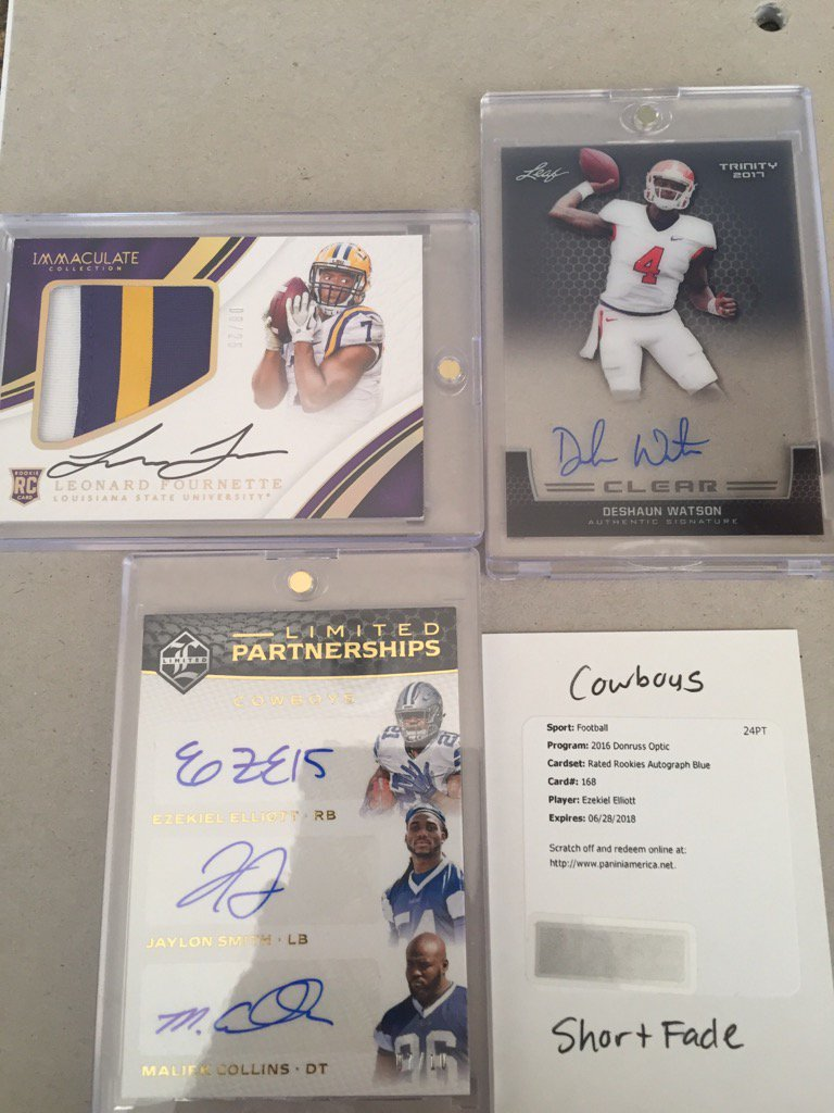 Had to wait until this week to post the last 2 Maildays from @BAMFBreakers #H!TS <br>http://pic.twitter.com/NS1saGg3Z9