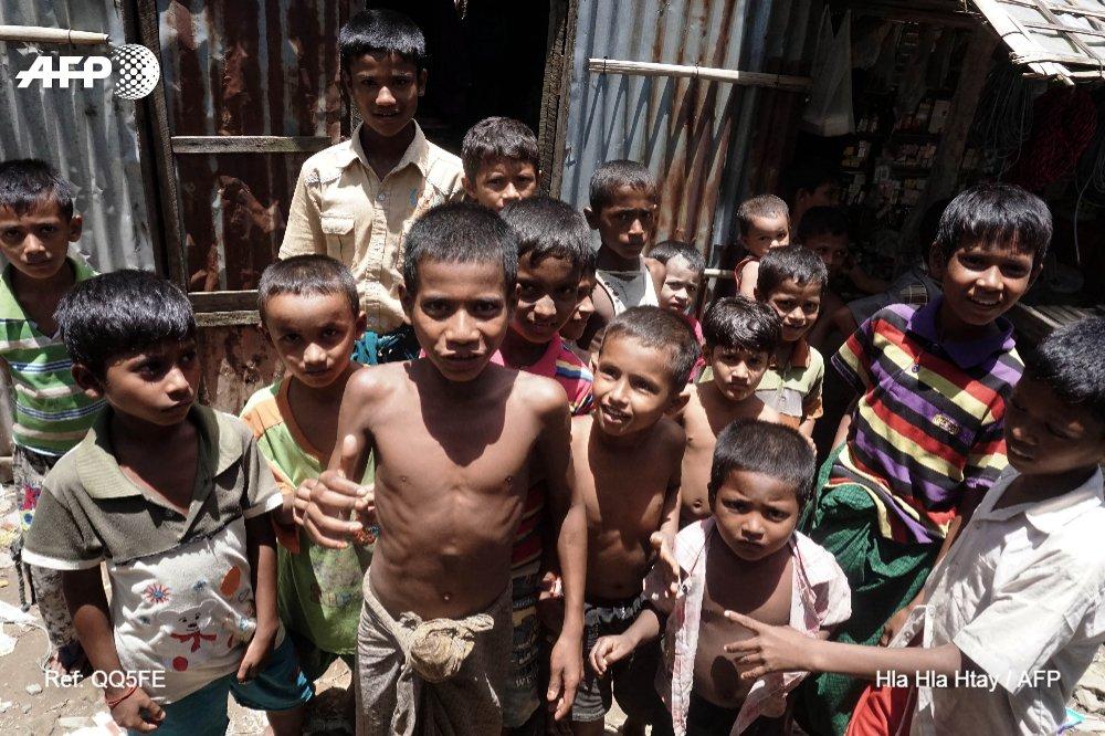 Bangladesh: nouvelles arrivées de Rohingyas de Birmanie https://t.co/Tv3n2N4WTw #AFP