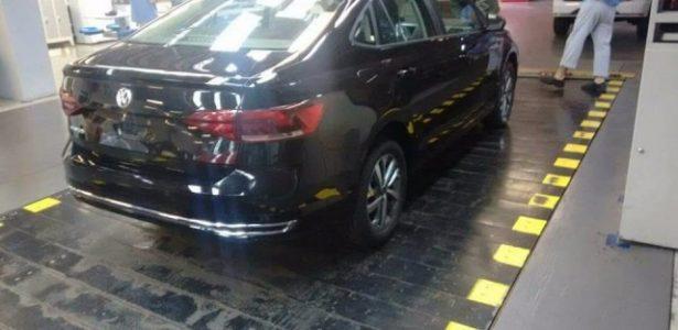 Por justa causa: Volks demite funcionários que vazaram fotos de novo carro https://t.co/Xer5RE3kVP