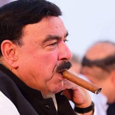 Image result for SHeikh rasheed