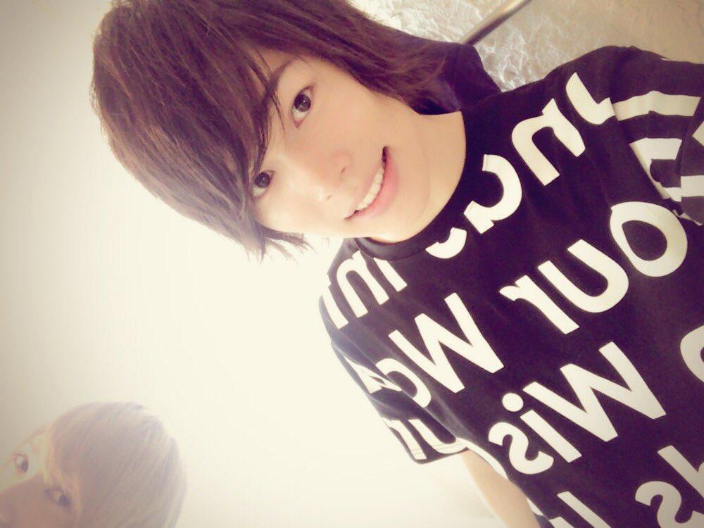 笑顔がかわいい飯山裕太