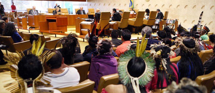 STF nega indenizações a MT por ocupação indígena. Saiba como foi a sessão: https://t.co/DY703P37TW