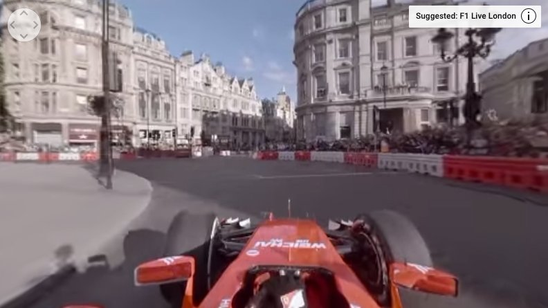 No racing? How about joining #Seb5 on a 360° of #London? 🇬🇧 > https...