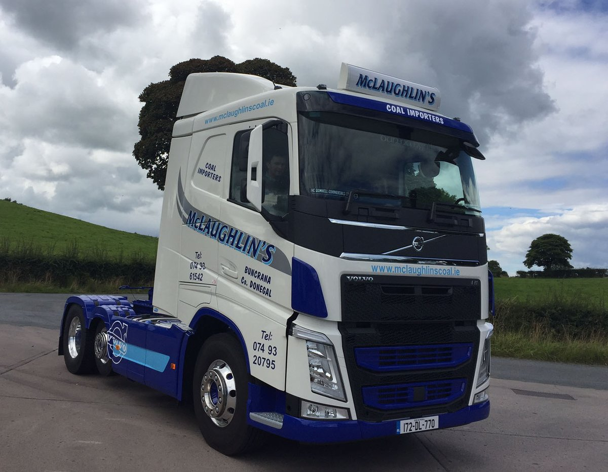 mcdonnellcommercials on twitter new volvo fh 500 6x2. Black Bedroom Furniture Sets. Home Design Ideas